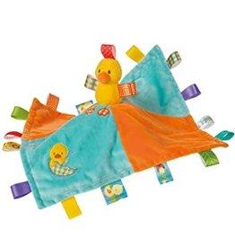 Mary Meyer Taggies Duck Mini Blanket