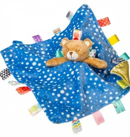 Mary Meyer TAGGIES STARRY NIGHT TEDDY CHARACTER BLANKET