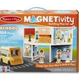 Melissa & Doug Magnetivity - School