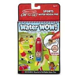 Melissa & Doug Water Wow - Sports Water Reveal Pad