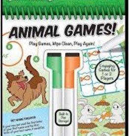 Melissa & Doug Wipe - Off Activity Pad - Animals