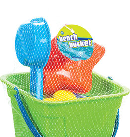 Toysmith 4 piece Beach Bucket Set