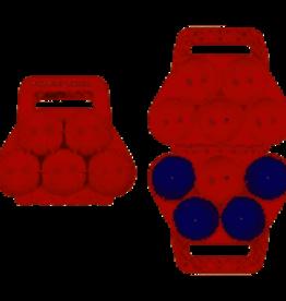 Slippery Racer Snowball Maker 5 in 1 Red