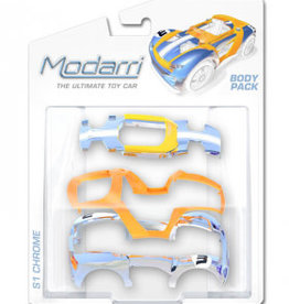 Modarri Body Pack Booster Pack S1 Chrome 1301-01