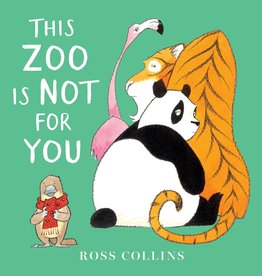 Nosy Crow This Zoo is Not for You book