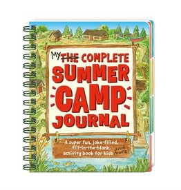 Peaceable Kingdom MY COMPLETE SUMMER CAMP JOURNAL