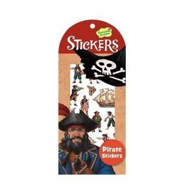 Peaceable Kingdom PIRATES STICKERS