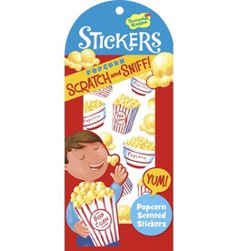 Peaceable Kingdom Scented Popcorn Stickers