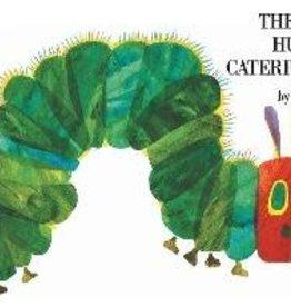 Philomel Books ERIC CARLE HUNGRY CATERPILLAR HC