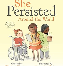 Philomel Books She Persisted Around the World by Chelsea Clinton