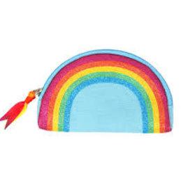 Pink Poppy Rainbow Magic Coin Purse - Blue