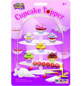 PLAYMONSTER Finger Flickin' - Cupcake Topper