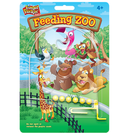 PLAYMONSTER Finger Flickin' - Feeding Zoo