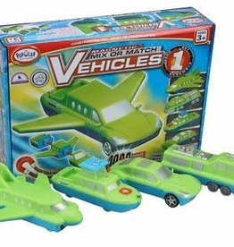 Popular Playthings Mix or Match Vehicles 1