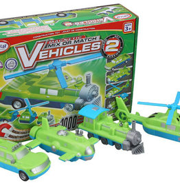 Popular Playthings Mix or Match Vehicles 2