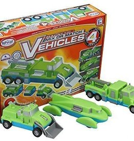 Popular Playthings Mix or Match Vehicles 4