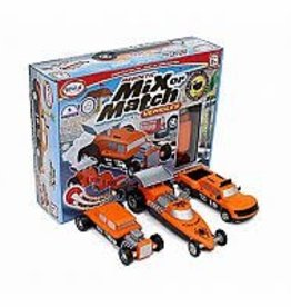 Popular Playthings Mix or Match Vehicles Race Cars