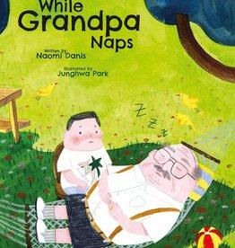Pow! While Grandpa Naps