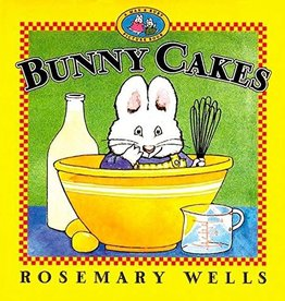 Puffin Books Bunny Cake book