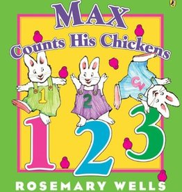 Puffin Books Max Counts His Chickens by Rosemary Wells