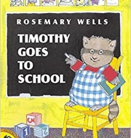Puffin Books Timothy Goes to School book