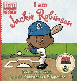 Random House I am Jackie Robinson by Brad Meltzer