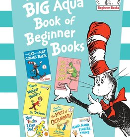 Random House The Big Aqua Book Of Beginner Books