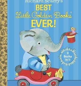 Golden Books Best Little Golden Book Ever by Richard Scarry