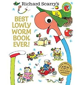 RH Childrens Books Best Lowly Worm Book Ever!