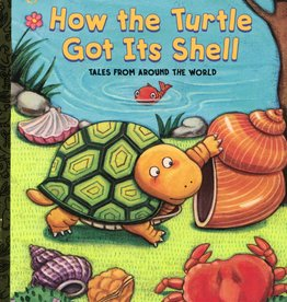 RH Childrens Books How the Turtle Got it's Shell