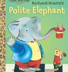 RH Childrens Books Polite Elephant