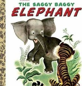 RH Childrens Books SAGGY BAGGY ELEPHANT, THE