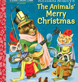 RH Childrens Books The Animals Merry Christmas