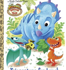 RH Childrens Books TRICERATOPS FOR LUNCH - LGB