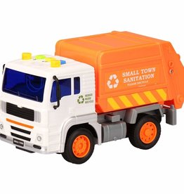 Road Rockers Garbage Truck  with friction power