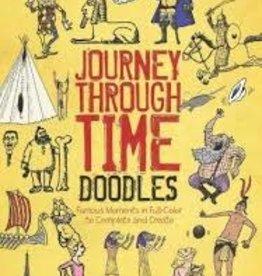 Running Press Kids Journey Through Time Doodle