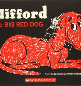 Scholastic Clifford the Big Red Dog book