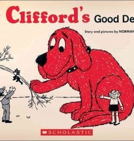 Scholastic Clifford's Good Deeds book