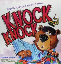 Scholastic Knock Knock book