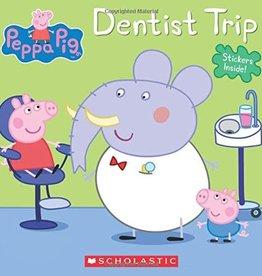Scholastic Peppa Pig Trip to Dentist