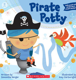 Scholastic PIRATE POTTY  (Jan)