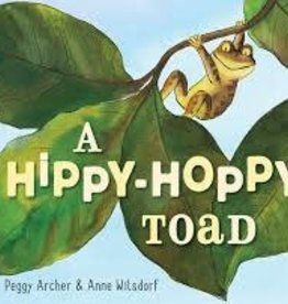 Schwartz & Wade A Hippy-Hoppy Toad