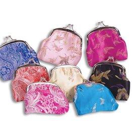 Schylling coin purse silk