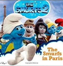 Simon Spotlight The Smurfs in Paris