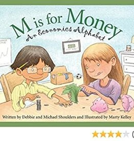 Sleeping Bear Press M is for money