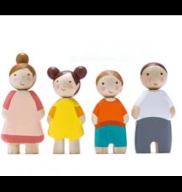 Tender Leaf Toys Dolls Family