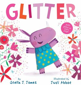 Tiger Tales Glitter book