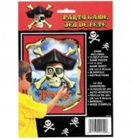 Unique Pin the Eye Patch on the Pirate