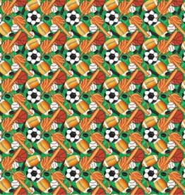Unique Wrapping Paper Sports