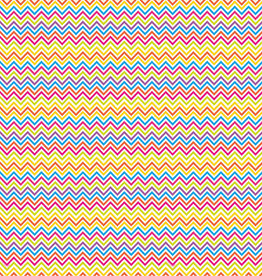 Unique Wrapping Paper Colorful Zig Zag Lines with White Background